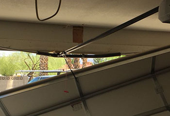 Broken Spring Replacement | Garage Door Repair White Bear Lake